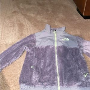 Girls spring coat